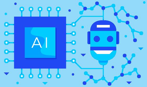 Pinterest followers: illustration artificial intelligence